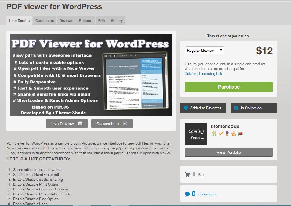 pdf_viewer_for_wordPress_on_codecanyon