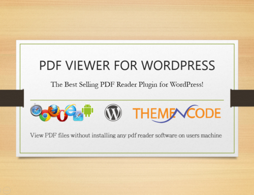 Use PDF Viewer for WordPress with gutenberg and any other page builders