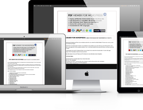 Use PDF Viewer for WordPress with gutenberg and any other