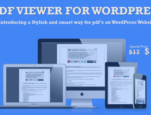 30% OFF on PDF Viewer for WordPress