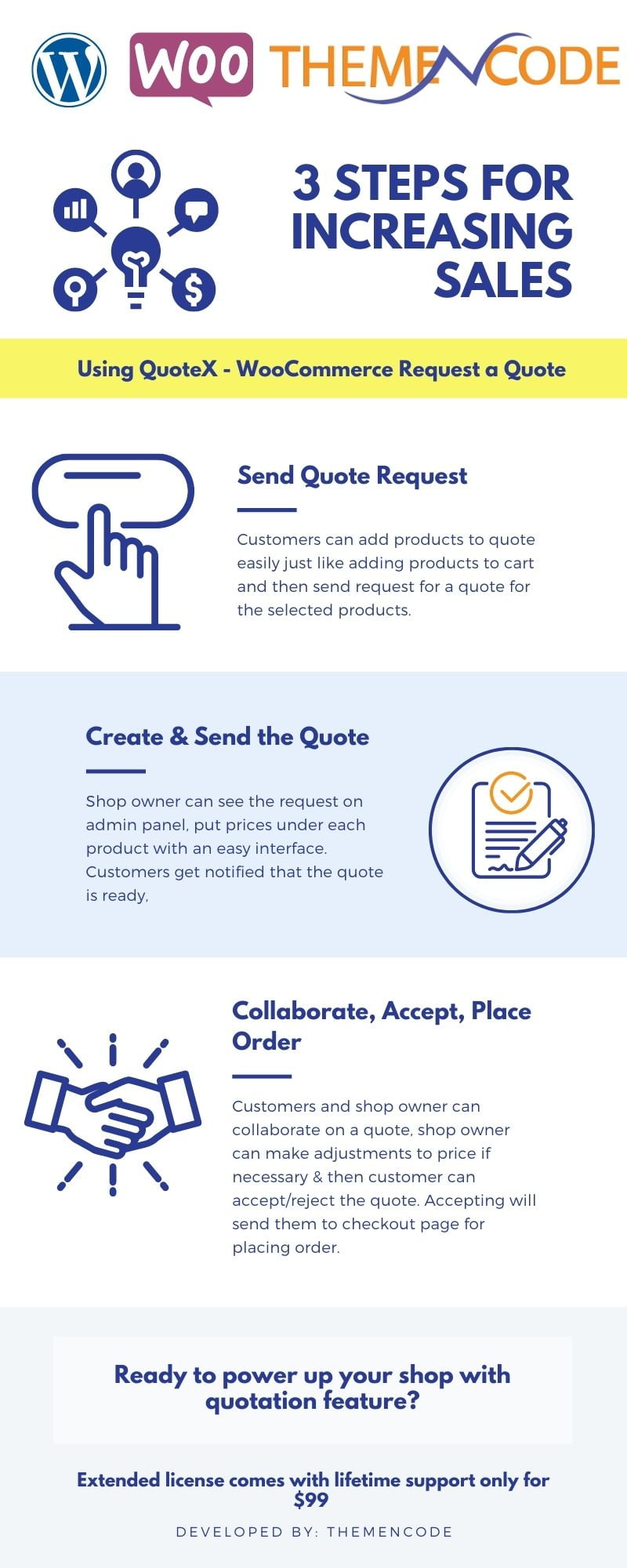 QuoteX - WooCommerce Request a Quote - 2